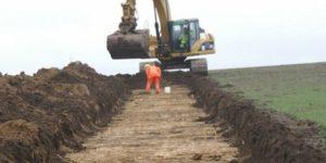 Store udgravninger i Hadsten