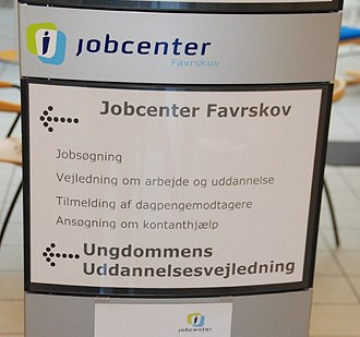 favrskov kommune jobcenter