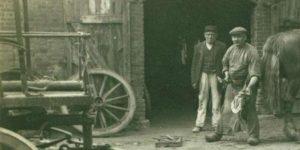Smedjerne i Ødum, gennem mere end 100 år