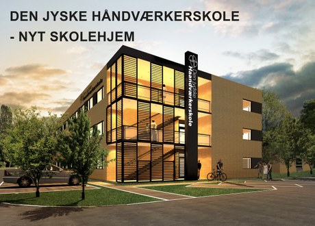 den jyske håndværker skole