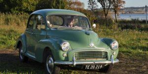 Morris 1000 blev både levebrødet og lidenskaben