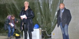 Rejsegilde på 33 boliger på Elbæk Alle i Hadsten