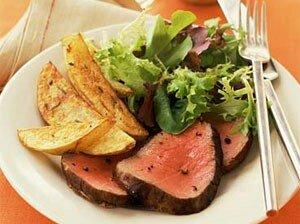 annonce :  PRØV NOGET NYT : Eksotisk kød fra Laurbjerg - det er helt VILDT