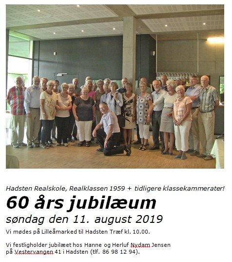 60 års jubilæum