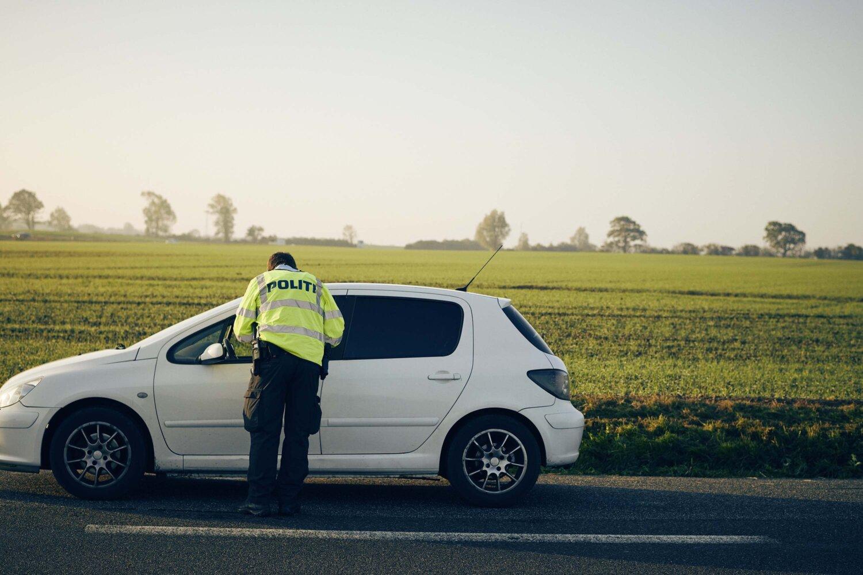 5300 kørte for hurtigt i politiets fartkontroller