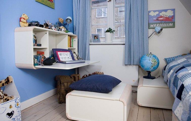 Må børn selv bestemme farven på deres værelse?