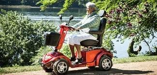 El-scooterbrugere- vil I med ud at køre en lille tur med ligestillede?