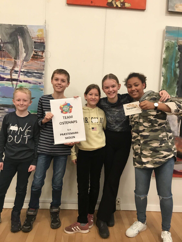Kloge 6. klasses elever vinder lokal konkurrence i Smart Parat Svar