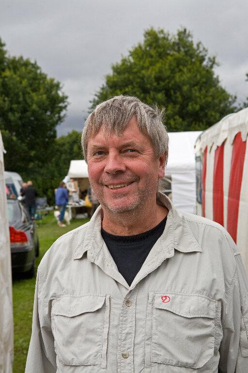Jørgen Kjær, Hadsten fylder 70 år