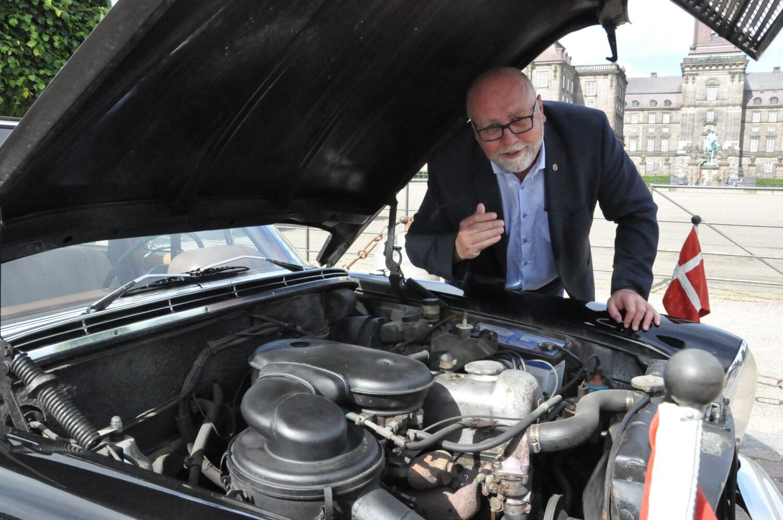 Der mangler skattefinansiering til at ophæve originalitetskravet for veteranbiler