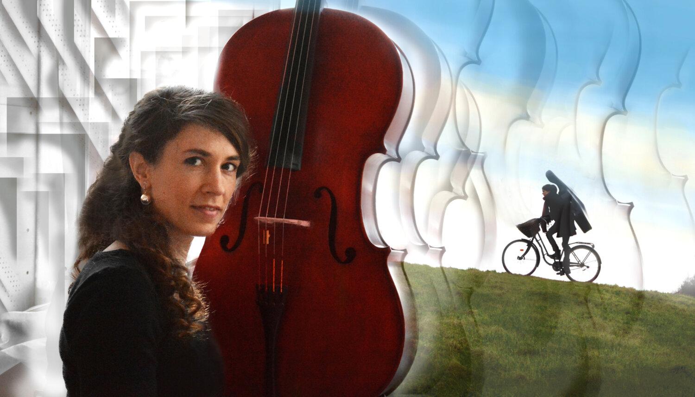 Koncert på Ulstrup Slot med årets vinder af P2 Ildsjæleprisen, cellisten Ida Riegels.