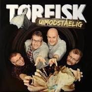 TØRFISK I VOLDUMHALLEN UDSÆTTES