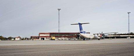 Århus Airport lukker ned