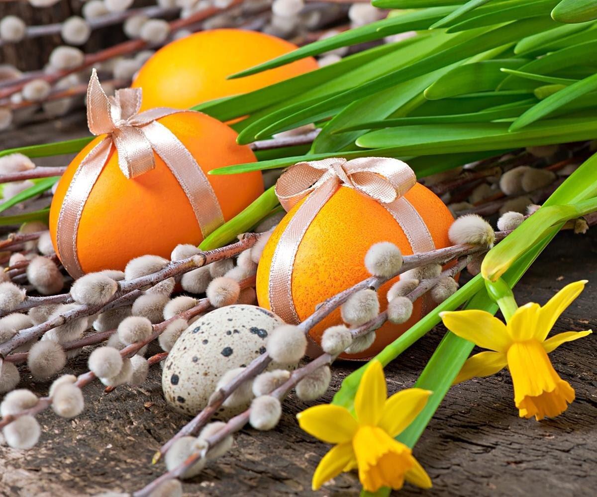 Vi ønsker alle en god påske