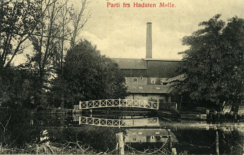 Fra Det gamle Album i Hadsten Lokalarkiv