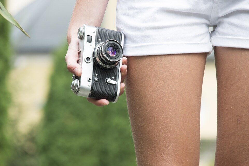 Kan du li` at fotografere ??