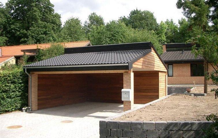 Nye regler gør det nemmere at bygge skur, carport og drivhus