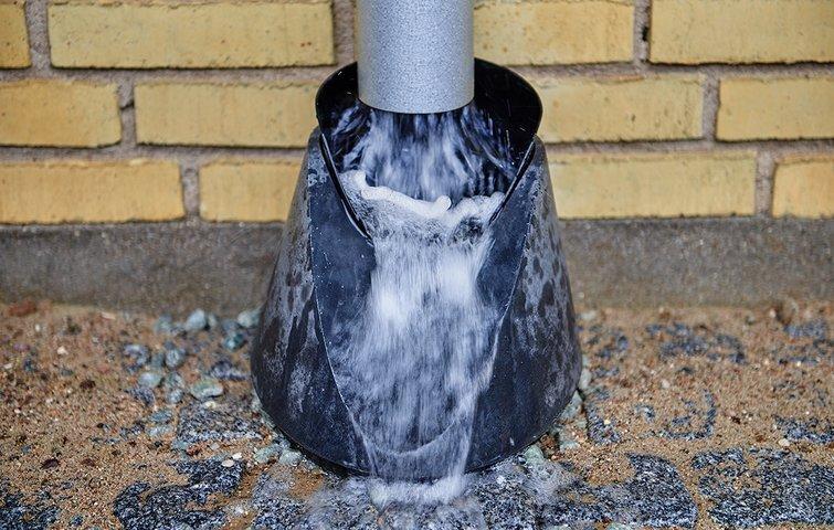 Regnvandsventilen: En simpel måde at undgå oversvømmelse i kælderen