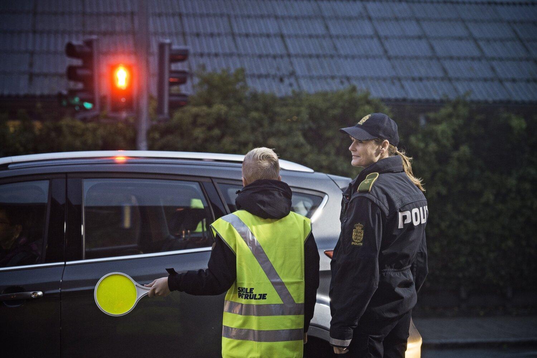 Politiet melder klar til skolestart med landsdækkende indsats