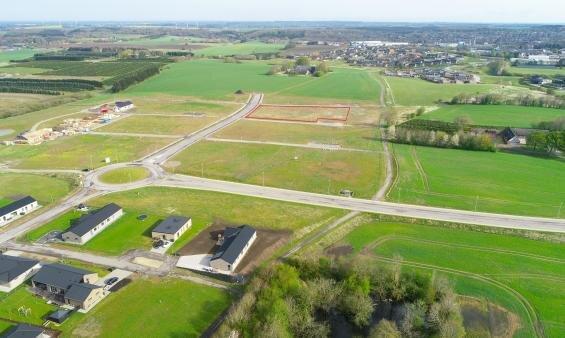 Ændret udbudsmateriale for storparcel i Hammel