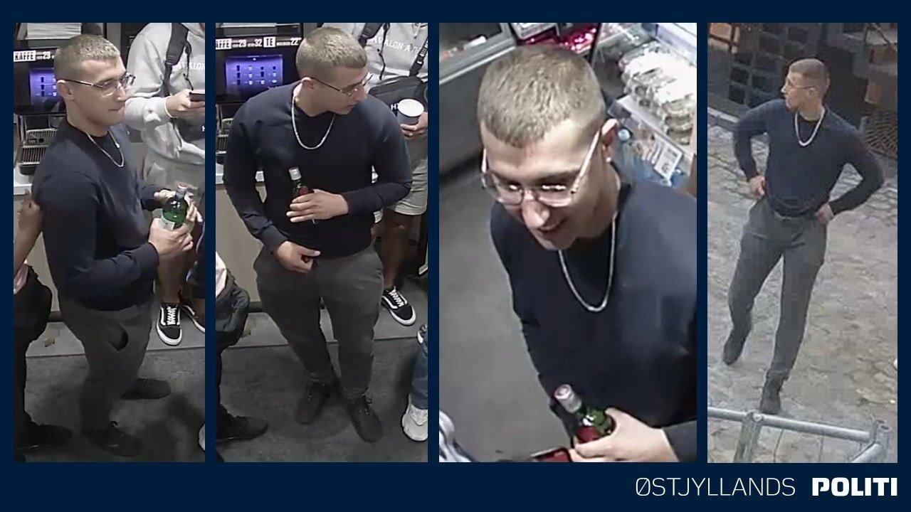 Kan du genkende denne mand, der efterlyses for røveri?