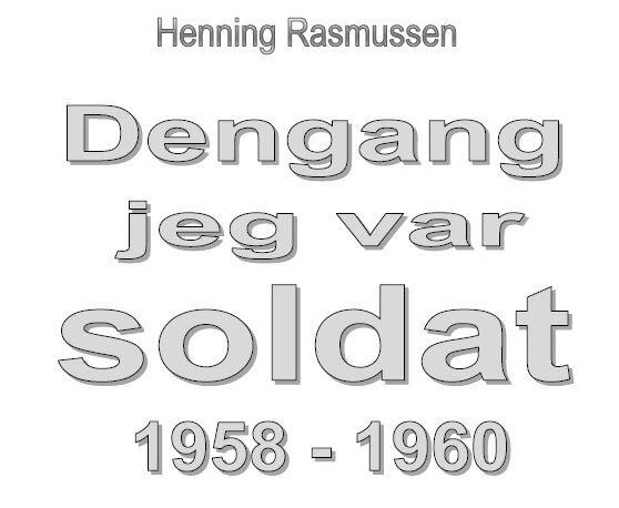 Dengang jeg var soldat