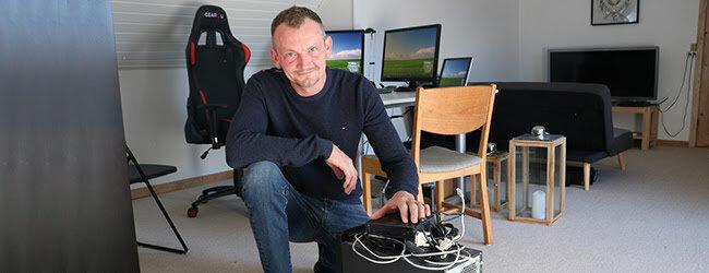 Landmand giver bedriftens IT en overhaling: Nu undgår jeg dyre nedbrud