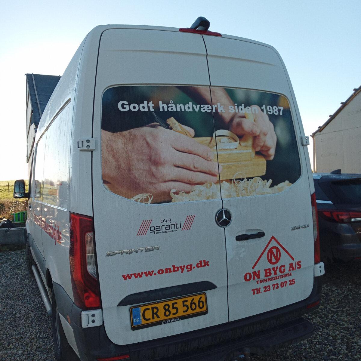 Tømrerfirma er flyttet til Hadsten