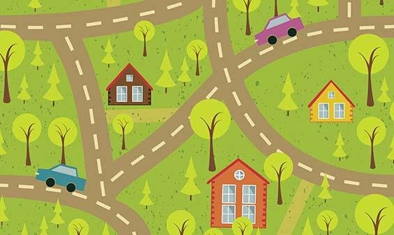Borgermøde om opklassificering af veje i Hadsten
