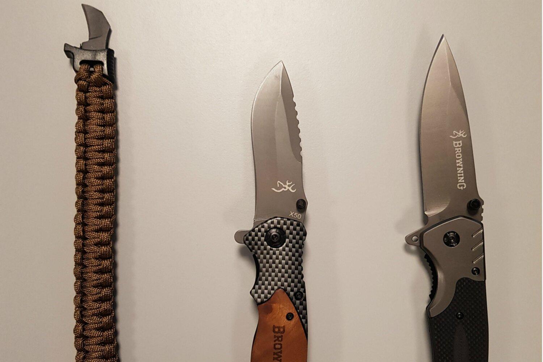 Advarsel til webshoppere: Risikabelt at købe knive på nettet
