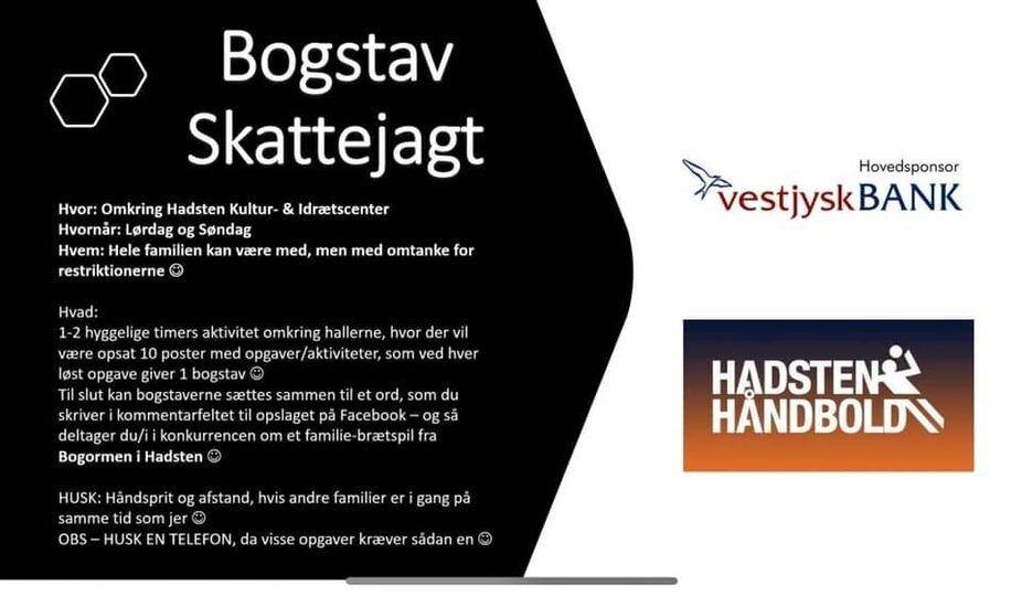 Ny dag, men også nyt ord fra Hadsten Håndbold