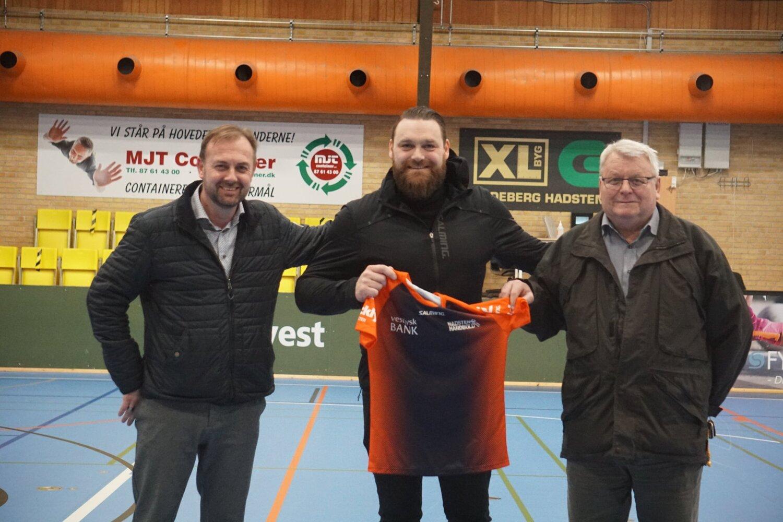 Salming og Hadsten Håndbold indgår stor og lang aftale