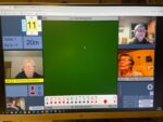 Medlemmer i Hadsten Bridgeklub spiller igen bridge - sammen