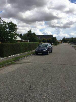 Denne bil savner sin ejer