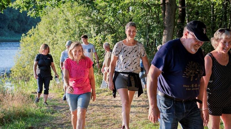 Gåtur fra Ulstrup Skole, Hovedgaden 58, 8860 Ulstrup, deltager gebyr 50,00 kr.
